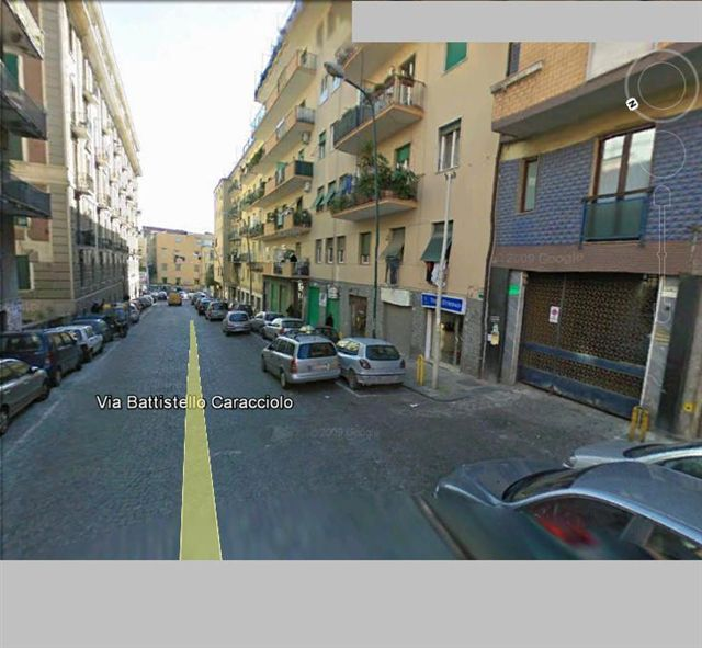 Napoli, Via Battistello Caracciolo <br /> Prezzo &euro; 400,00