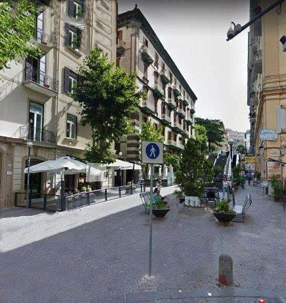 Napoli, Via Domenico Cimarosa <br /> Prezzo &euro; 840.000,00